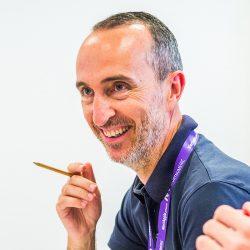 Portrait de Emmanuel Cadiou, Fondateur de l'agence digitale BiiG et du concours Start-Up Toi-Même