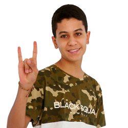 Portrait de Mehdi